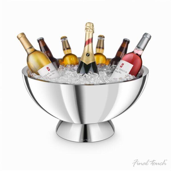 vin/champagnekylare