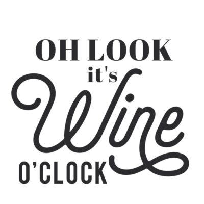 disktrasa oh look its wine o´clock